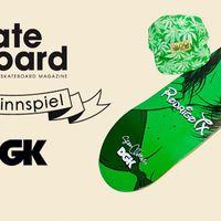DGK x Monster Skateboard Magazine Gewinnspiel
