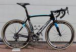 Bradley Wiggins tauschte sein reguläres Dogma 65.1 Think 2 gegen das Pinarello Dogma K für Paris-Roubaix.