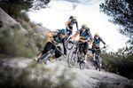 Canyon Factory Enduro Team Teamlaunch  April 2013 Nice/France Copyright: Markus Greber