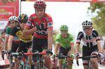 Chris Froome (Team Sky) - hier bei der Vuelta a España 2017) bestätigt seine Teilnahme beim Giro d
