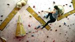 Girlie and Burly Climbing Film Women UK Film Competition Adventure The Arch Climbing Wall 2