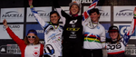 Atherton, Ragot, Charre, Brown, Harmony, DH World Cup