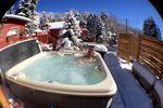 Amazing Mountain Shack Cabin Airbnb Travel Colorado Springs 3
