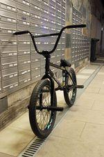 Radio Bikes Nemesis BMX Rahmen