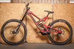 Intense M16C downhill mountain bikes from america and canada
