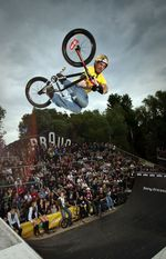 Morgan Wade BMX Worlds 2009