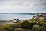 Die französische Atlantikküste hat landschaftlich einiges zu bieten. Ein Surf Roadtrip wird also nie langweilig.
