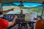 Zehn Motorschäden konnten die Crew nicht stoppen – Credit: kombilife.com