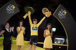 Chris Froome, 2013, Tour de France, gelbes Trikot