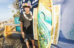 Griffin Colaptino of the USA was crowned the 2017 VANS Triple Crown Champion at the 2017 Billabong Pipe Masters and has already qualified for the 2018 Championship Tour after winning the 2017 Qualifying Series.
