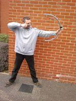 bow and arrow bike