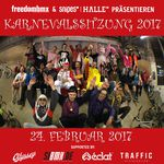 KÖLLE ALAAF! Die freedombmx Karnevalssitzung 2017 findet am 24. Februar in der Snipes | Halle 59 in Köln-Kalk statt. Hier erfährst du mehr.