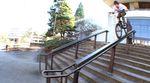Gelungener Einstand auf den Straßen von Eugene, Oregon –Hier findest du den Welcome-Edit von Hobie Doan für Goods BMX.