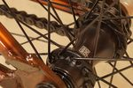 Das Vision-Hinterradlaufrad von Mankind Bike Company ist mit der Prometheus-Kassettennabe ausgestattet, die wiederum über das SDS-System verfügt, sprich: mit wenigen Handgriffen könnt ihr von LHD auf RHD umstellen und umgekehrt