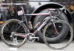 Der Amerikaner wird 5. und beendet damit eine sehr erfolgreiche Tour de France 2014. Sein Bike, das BMC TeamMachine SLR01, hat ihm dabei gute Dienste geleistet.