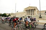 Über 1.000 Teilnehmer beim Gran Fondo Giro d'Italia in Wien.  (Foto: www.sportograf.com)