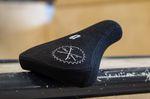 Einer der beiden neuen BMX-Sättel von All In aus Oldenburg