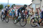 Nairo Quintana verlor den Anschluss an die Gruppe um das Gelbe Trikot und verliert noch mehr an Zeit. (Foto:Sirotti)