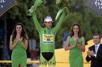 Dank seiner kontinuierlich guten Leistung holte Peter Sagan sich bei der Tour de France 2015 erneut das Grüne Trikot. Bereits in den drei vorangegangen Ausgaben der Frankreich-Rundfahrt war er am Ende der Führende in der Punktewertung. (Foto: Sirotti)