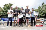 Die Gewinner der Pro-Klasse beim BMX Männle 2019 im Skatepark Tuttlingen