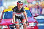 """Jens Voigt prägte den Begiff """"shut up legs"""" und seine Schmerzen sah man ihm in seinen Rennen förmlich an. Foto: Sirotti"""