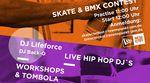 Am 20.5.2017 findet auf dem Brennpunkt Jam in Leverkusen neben Graffiti-Workshops und Liveauftritten von HipHop-DJs auch ein BMX- und Skatecontest statt.