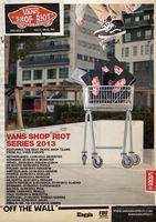 Vans Shop Riot Finale