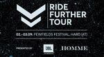 Vom 2.-3. September geht die Ride Further Tour 2017 in der Bowllandschaft von Hard mit einem großen Staraufgebot in die fünfte Runde. Hier erfährst du mehr.