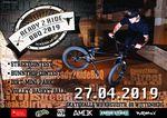 Angrillen in Sachsen-Anhalt: Am 27. April 2019 findet auf dem Gelände der Skatehalle Wittenberg die sechste Auflage des Ready2Ride BBQ statt.
