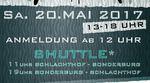 Als Warm-up für den diesjährigen Butcher Jam veranstalten die Sportpiraten am 20. Mai 2017 einen Contest in Sonderburg. Mehr dazu hier.