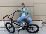 """Ein Hinterbau, der länger als 13,5"""" ist? Grundgütiger! Der Colony-Fahrer Marcel Gans steht uns in diesem Bikecheck Rede und Antwort."""