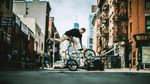 Dustyn Alt BMX Flatland in New York City