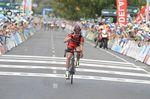 Cadel Evans gewann nach einem Etappensieg der Tour of Down Under 2014. (Foto: Sirotti)