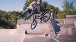 In unserem heutigen Leservideo fährt sich Nils Petersen schon mal ein wenig im Skatepark Wendelstein für den diesjährigen Woodstone-Contest warm.