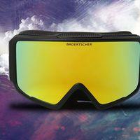 Badertscher Goggle, Ulrik Badertscher, Badertscher, Goggle, Schneebrille