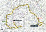 Die zweite Etappe der Tour de France 2018 spielt sich ganz im Innenland ab.