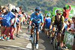 Nairo Quintana (hier bei der 13. Etappe der Vuelta a Espana 2018) bestätigte seine Teilnahme bei der Tour de France 2019. (Foto: Sirotti)