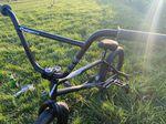 Leon Ditzel hat seinen Erigen BMX Bartyr in 9″ gekürzt