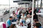 Maximale Entspannung auf der European BMX Trade Show am Rheinufer