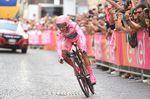 Gegen die Zeitfahrmaschine hatte Quintana keine Chance. (Bild: Sirotti)