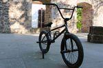 Leon Ditzel ist über SIBMX neu auf Verde Bikes und Erigen BMX