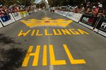 Old Willunga Hill, Tour Down Under 2013, stage five - tarmac