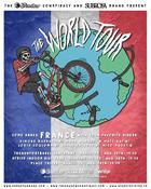 Hier findest du die Termine der The Shadow Conspiracy X Subrosa World Tour 2016 mit Simone Barraco, Mark Burnett und Matt Ray für Frankreich und die Schweiz