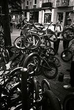 Dabei die Räder während der Mittagspause nicht geklaut werden konnten, wurde kurzerhand Road Fools Europe nachgespielt