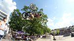 SAVE THE DATE! Vom 4.-5. August 2018 feiert der Bielefeld City Jam im Kesselbrink Bike- und Skatepark sein 15-jähriges Jubiläum.