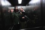Vielen Dank an Carlos Fernandez (links) für die Fotos und Tobias Paul für das Bier
