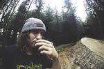 Sam Dale samples a fresh brew. P: Cal Jelley