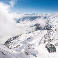 nordkette, innsbruck, österreich, freeride, spots, in your face, travel, snowboard