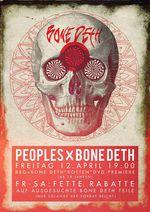Peoples-Store-Bone-Deth-Premiere-Köln