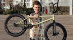 Glückwünsche gehen raus an Fabian Bongers, der wird nämlich ab sofort über SIBMX mit Teilen von Hoffman Bikes und Erigen BMX unterstützt. Bikecheck Time!